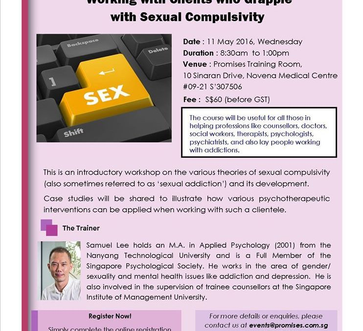 Working with clients who grapple with sexual compulsivity