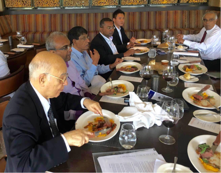 Promises Forensics – Lawyers who lunch