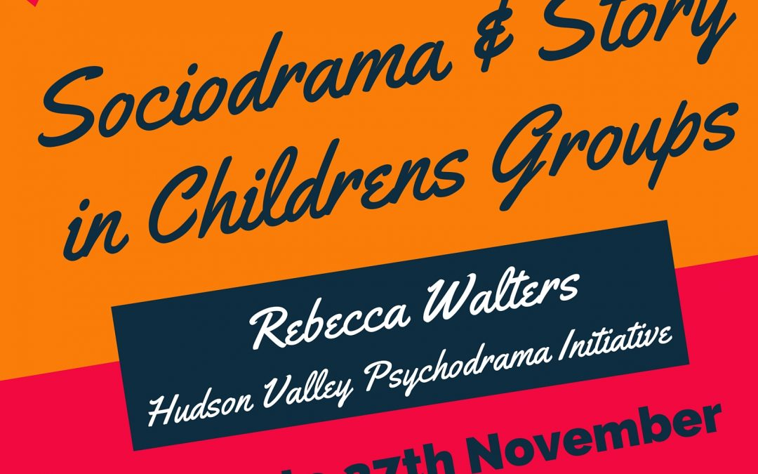 Sociodrama and Story in Childrens Groups