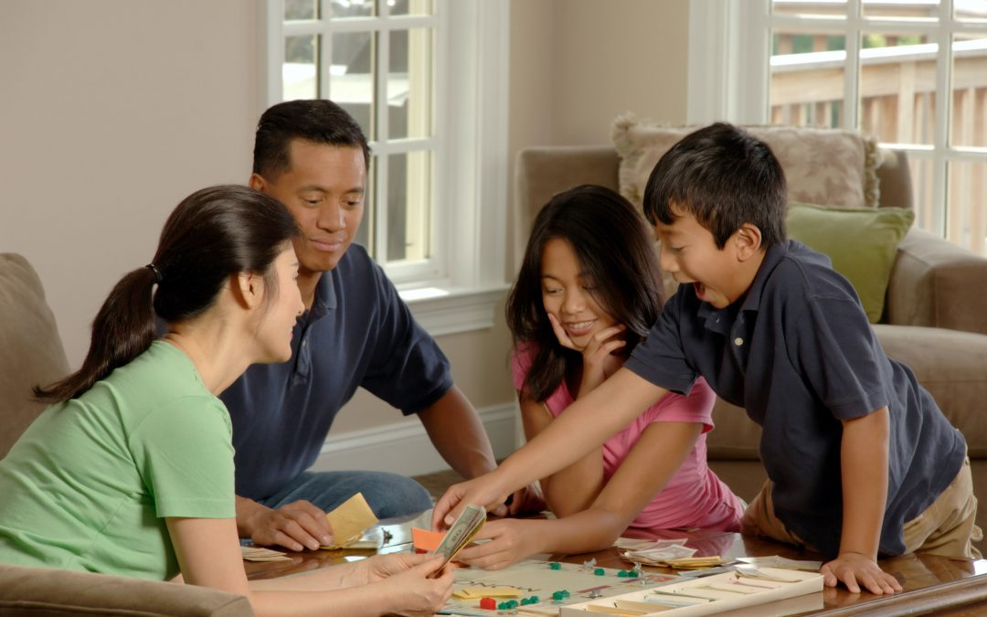 Tips on Parenting Practices that promote Good Mental Health in Children & Youth