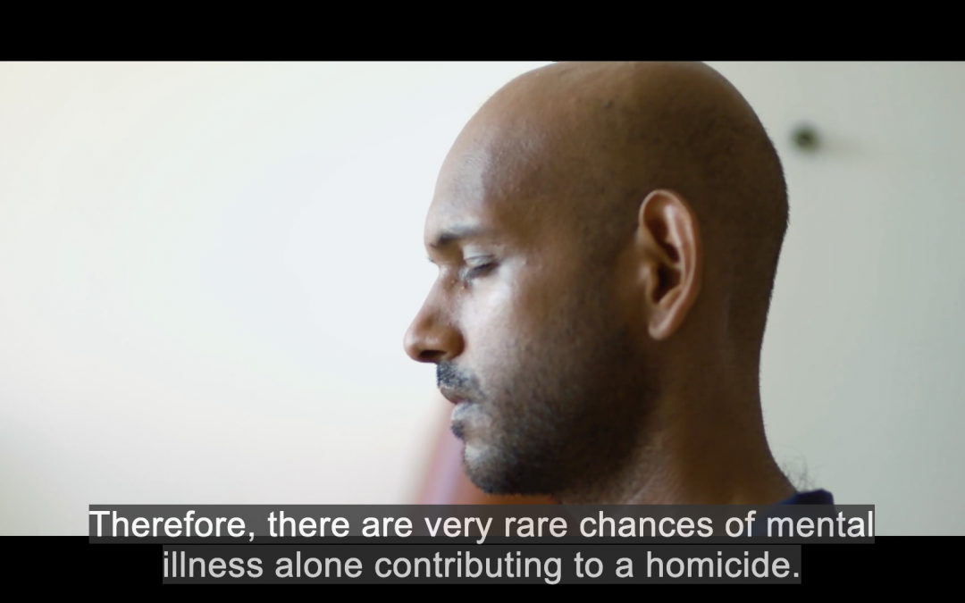 An interview about Psychosis on Vasantham's En Ullae S2 with Dr Rajesh Jacob