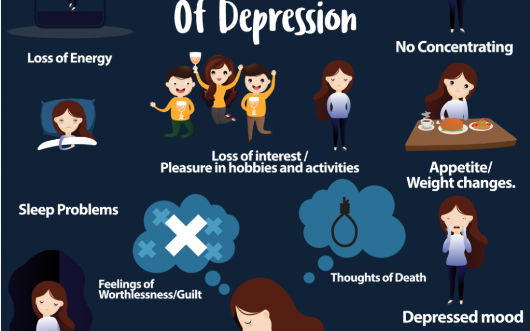 Using Cognitive Behaviour Therapy (CBT) to Combat Depression